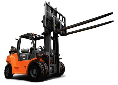 LP Gas Lift Trucks
