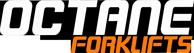 OCTANE Forklifts Logo